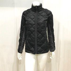 Lululemon Woman's Black Goose Down Puffer Jacket